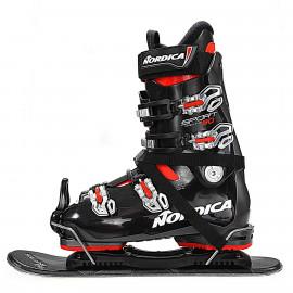 Snowfeet Ski Skates -Shortest Skis