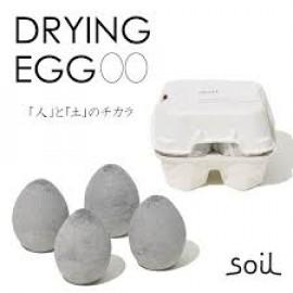 Soil drying egg