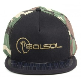 SOLSOL Solar Hat