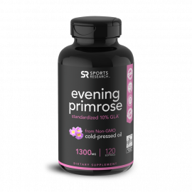 Sports Research Evening Primrose Oil