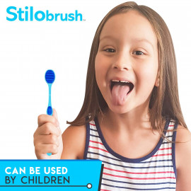 Stilobrush Tongue Suction Cleaner
