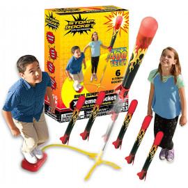 Stomp Rocket Dueling