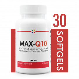 Stop Aging Now MAX-Q10 CoEnzyme Q10