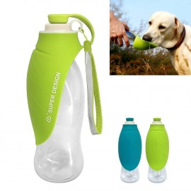 Super Design Pet Travel Dog Water Bottle Dispenser