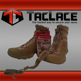 TacLace Boot Lacing System