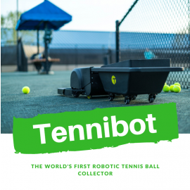 Tennibot - Robotic Tennis Ball Collector