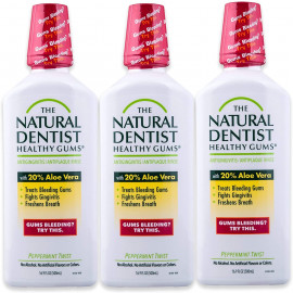 The Natural Dentist Healthy Gums Mouth Wash