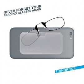 ThinOptics Universal Pod + Reading Glasses