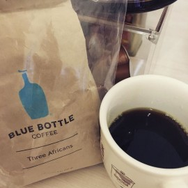 Three Africas - Blue Bottle Coffee