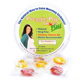 Three Lollies Preggie Pop Drops - Morning Sickness Relief