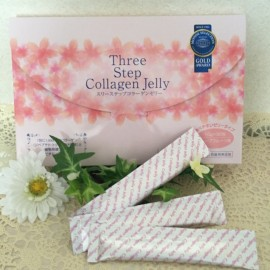 Three step collagen jelly