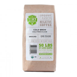 Tiny Footprint Coffee - Organic Cold Brew Cold Press Elixir