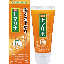 Tomariina ginseng herbal toothpaste