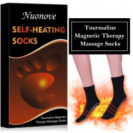 Tourmaline Heating Therapy Magnetic Socks