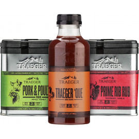 Traeger Grills Rub BBQ Sauces