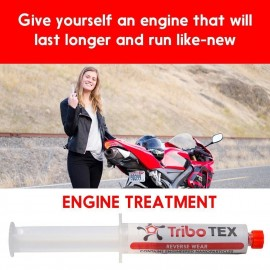 TriboTEX - More HP Better MPG Car Engines