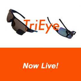 TriEye Rearview Mirror Eyewear