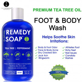 Truremedy Naturals Remedy Soap