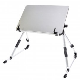 Ultralight comfortable aluminum desk