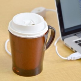 USB Coffee paper cup warmer