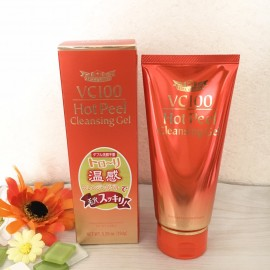 VC100 hot peel cleansing gel