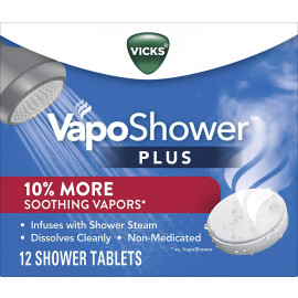 Vicks VapoShower Plus