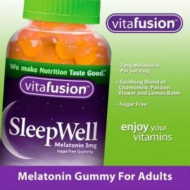 vitafusion SleepWell