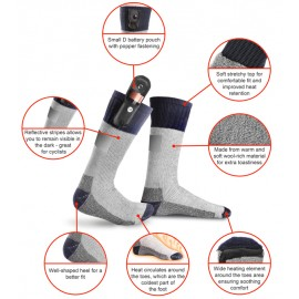 Warmawear Heated Socks