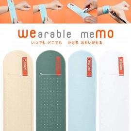 WEMO Wearable Memo