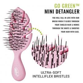Wet Brush Go Green Mini Detangler Travel Hair Brush