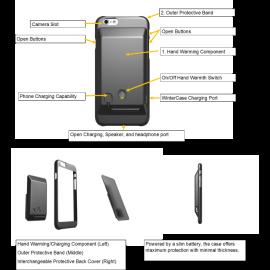 WinterCase - Smartphone
