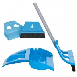 WISP Cleaning Broom and Dustpan Set