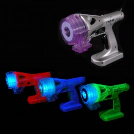 ZERO BLASTER Smoke Ring Toy Gun