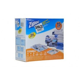 Ziploc Space Bag Dual Use Space Saver Set