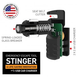 Ztylus Stinger USB Emergency Escape Tool